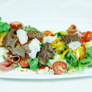European Salad with veal